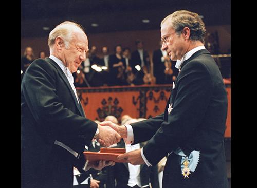 Dr. Michael Smith awarded Nobel Prize in Chemistry